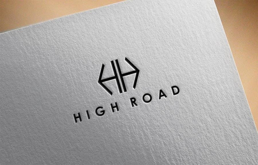 """Konkurrenceindlæg #141 for Logo for a luxe jewelry brand """"High Road"""""""