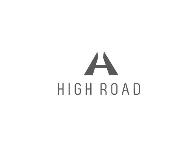 """Konkurrenceindlæg #117 for Logo for a luxe jewelry brand """"High Road"""""""