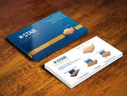 Graphic Design Contest Entry #122 for Design some Business Cards for Star Cushion