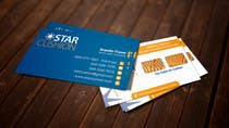 Graphic Design Contest Entry #38 for Design some Business Cards for Star Cushion