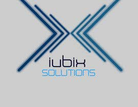 #92 for Diseñar un logotipo for iubix by luisrobertohg