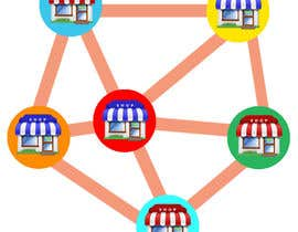 #13 for Design a graphic for Networked Stores by yangkecoy