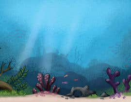 nº 25 pour under sea background par Libros