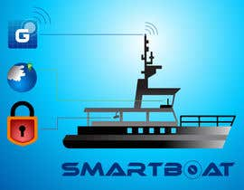 #38 para Illustration Design for SmartBoat de photoshopkiller