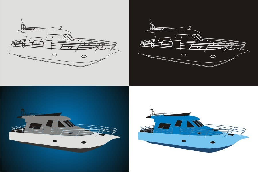 Entri Kontes #                                        42                                      untuk                                        Illustration Design for SmartBoat