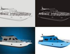 #42 för Illustration Design for SmartBoat av hmwijaya
