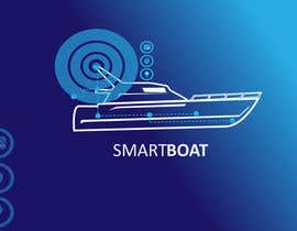 nº 31 pour Illustration Design for SmartBoat par danumdata