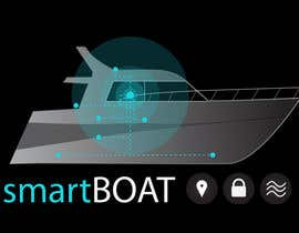 #37 para Illustration Design for SmartBoat por greeninc