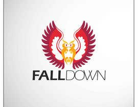 nº 42 pour The Fall Down Iconic Logo graphic design contest par ankulina