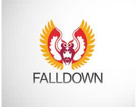 #49 para The Fall Down Iconic Logo graphic design contest por ankulina