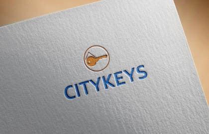 Nro 7 kilpailuun Design a Logo for citykeys käyttäjältä chtanveeritp