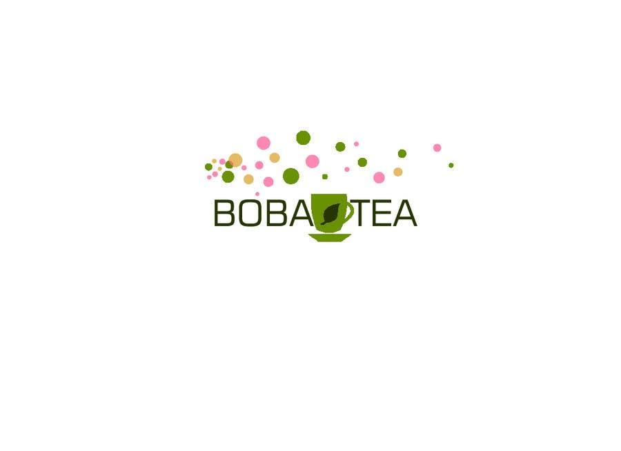 Konkurrenceindlæg #21 for Design a Logo for BobaTea (Bubble Tea Drink Brand)