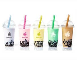 giancarlobou tarafından Design a Logo for BobaTea (Bubble Tea Drink Brand) için no 6