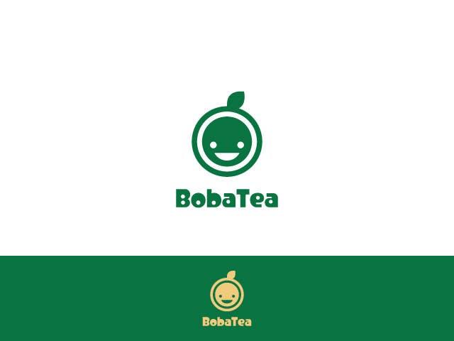 Contest Entry #                                        8                                      for                                         Design a Logo for BobaTea (Bubble Tea Drink Brand)