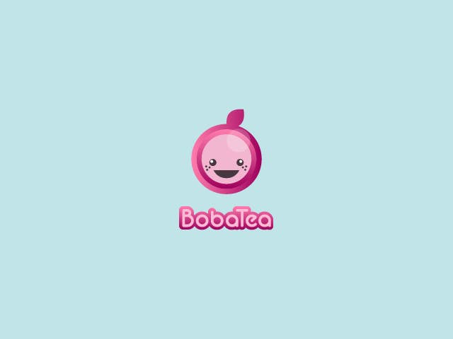 Contest Entry #                                        9                                      for                                         Design a Logo for BobaTea (Bubble Tea Drink Brand)