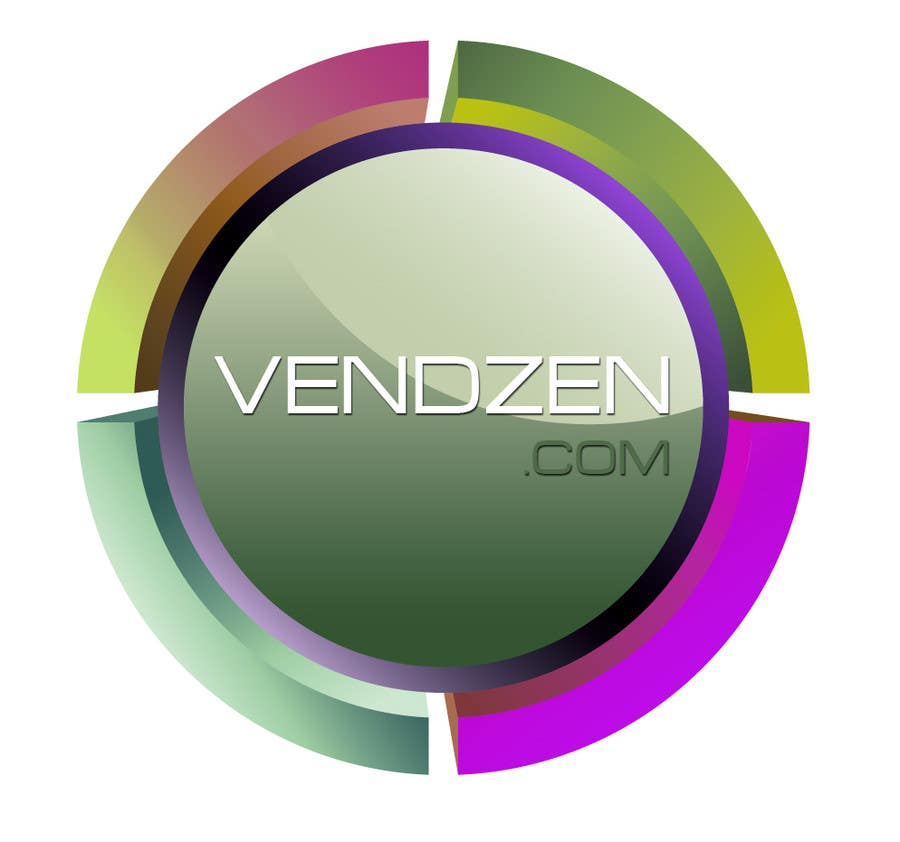 Kilpailutyö #72 kilpailussa Design a Logo for VendZen!