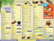 Graphic Design Contest Entry #30 for Restaurant Menu Design