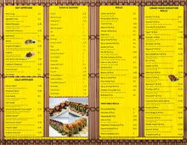 #25 for Restaurant Menu Design by agvik92