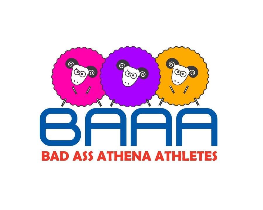 Inscrição nº 17 do Concurso para Logo for a Triathlon Club for Athena Athletes
