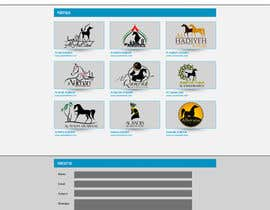 gravitygraphics7 tarafından Website for my logo design services. için no 1