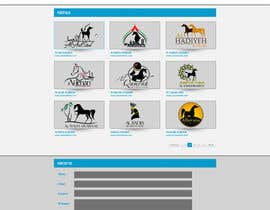 gravitygraphics7 tarafından Website for my logo design services. için no 2