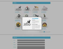 gravitygraphics7 tarafından Website for my logo design services. için no 6