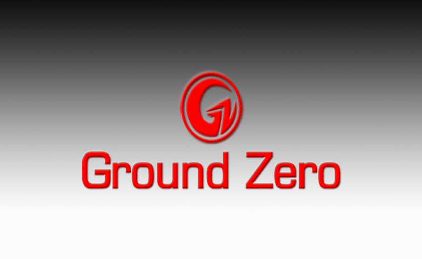 Konkurrenceindlæg #72 for Design a Logo for Ground Zero Training