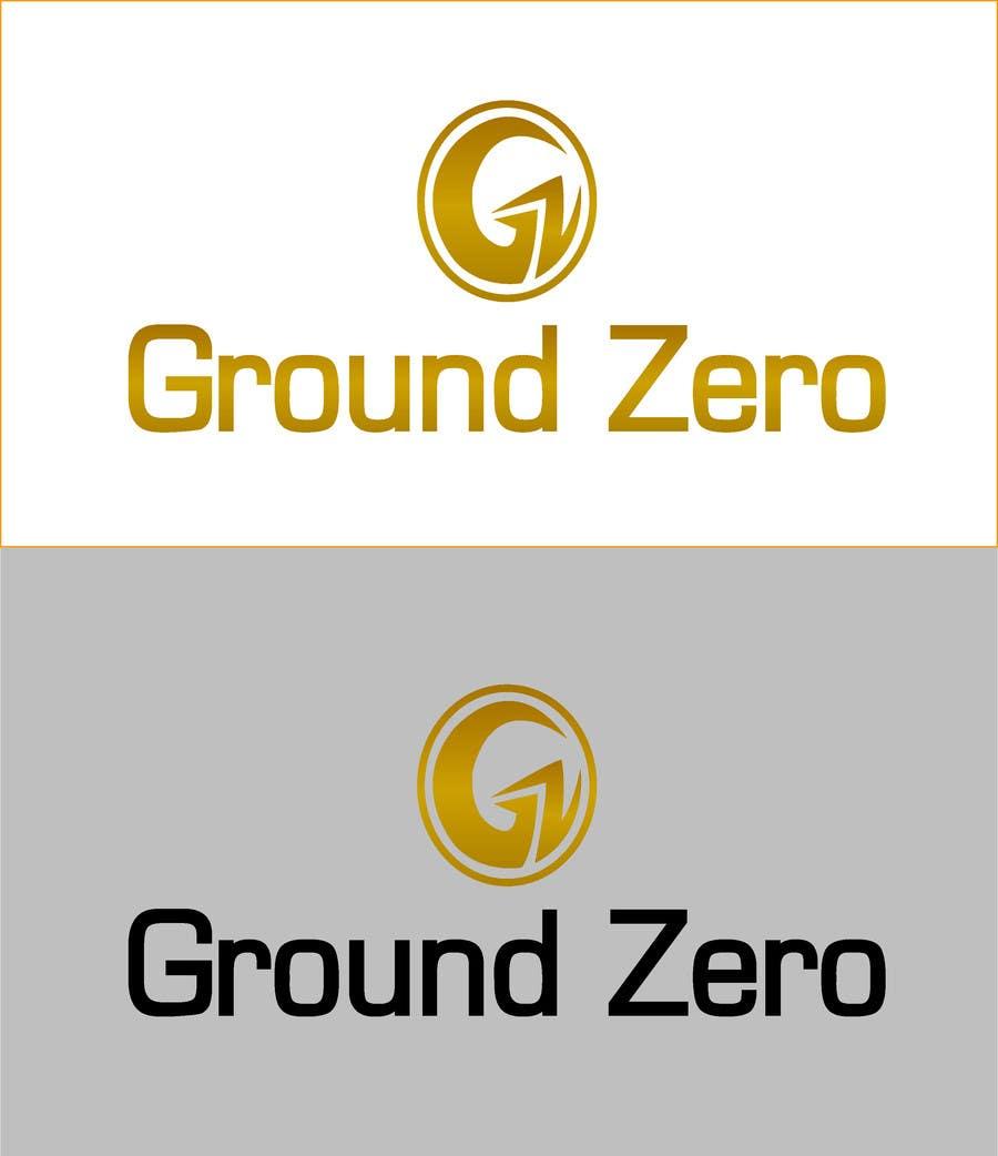 Konkurrenceindlæg #179 for Design a Logo for Ground Zero Training