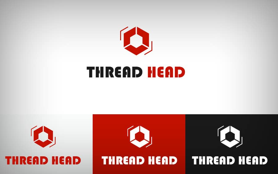 Proposition n°                                        32                                      du concours                                         Character design for Thread Head Company mascots