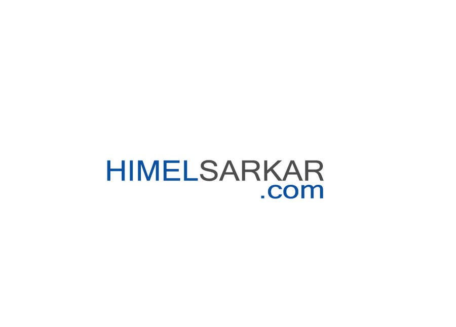 Bài tham dự cuộc thi #                                        8                                      cho                                         Design a Logo for HIMELSARKAR.