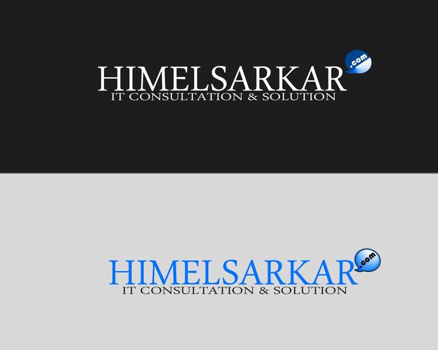 Bài tham dự cuộc thi #                                        4                                      cho                                         Design a Logo for HIMELSARKAR.