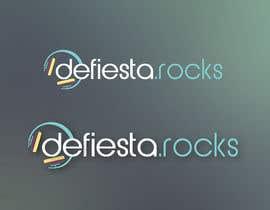 #45 para Diseñar un logotipo para defiesta.rocks por ARonTy