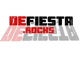 #41 for Diseñar un logotipo para defiesta.rocks af Nkbal