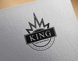 #57 untuk Design a Logo for King Cafe Beverages oleh rakz89