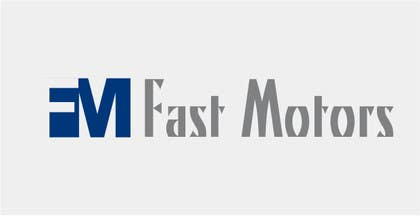 rajkumar3219 tarafından Design a Logo for FAST MOTORS için no 2