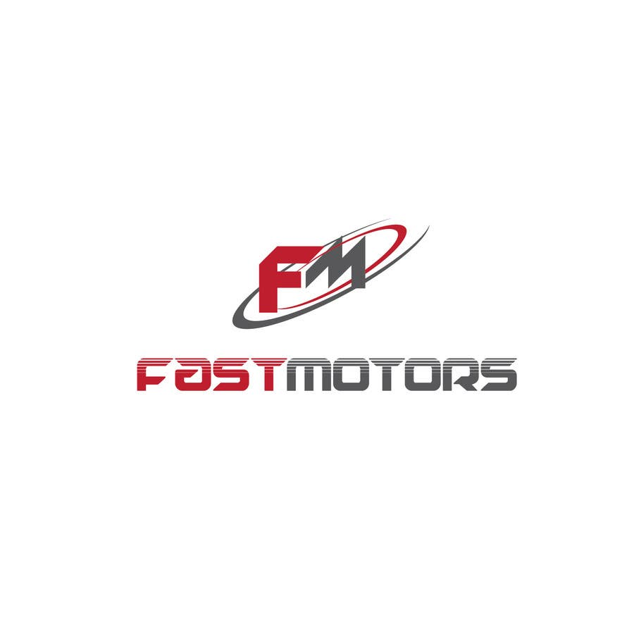 Contest Entry #                                        40                                      for                                         Design a Logo for FAST MOTORS