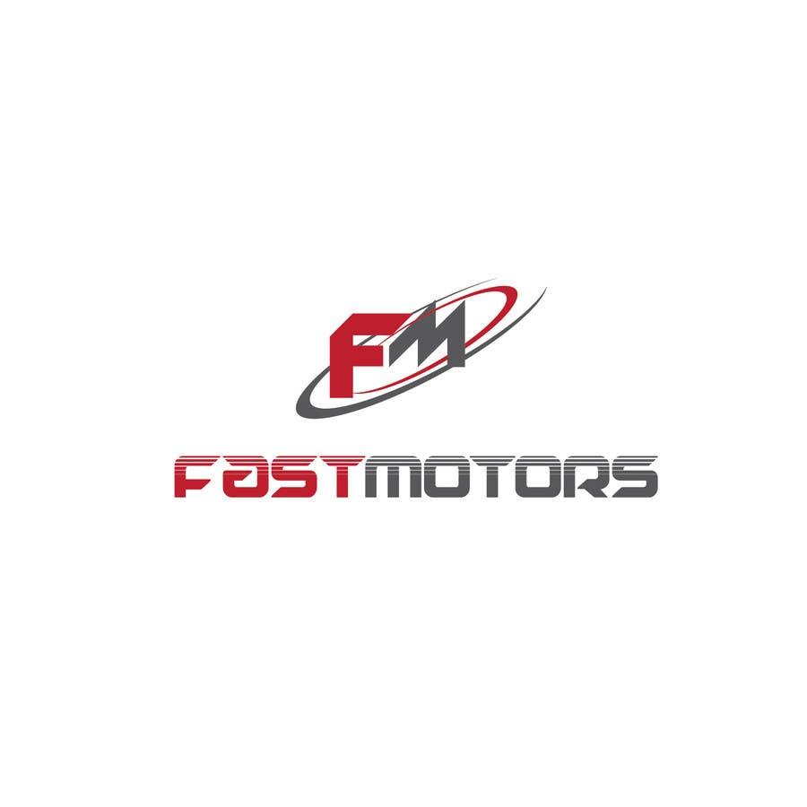 Konkurrenceindlæg #                                        40                                      for                                         Design a Logo for FAST MOTORS
