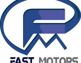 Nro 22 kilpailuun Design a Logo for FAST MOTORS käyttäjältä fahim0022