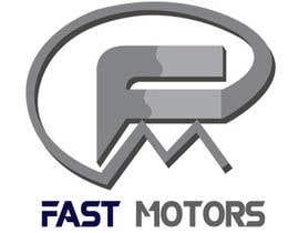 Nro 24 kilpailuun Design a Logo for FAST MOTORS käyttäjältä fahim0022