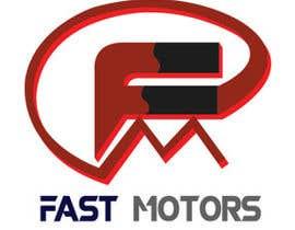 Nro 25 kilpailuun Design a Logo for FAST MOTORS käyttäjältä fahim0022