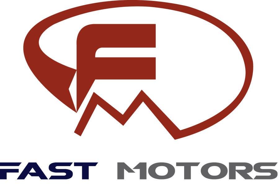 Konkurrenceindlæg #                                        30                                      for                                         Design a Logo for FAST MOTORS