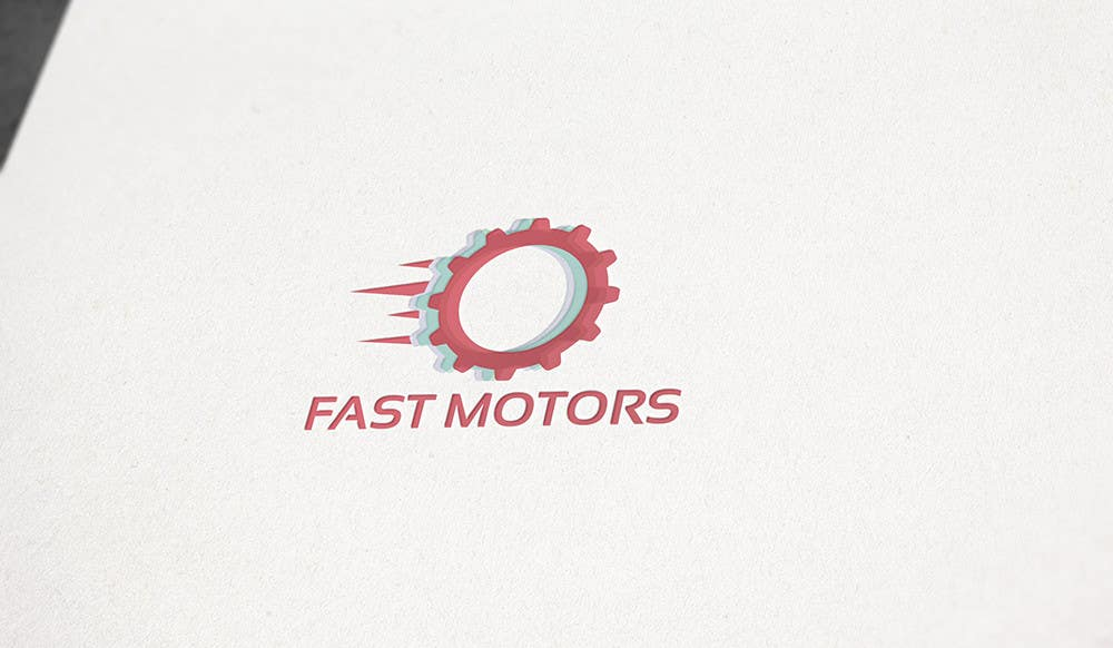 Konkurrenceindlæg #                                        41                                      for                                         Design a Logo for FAST MOTORS