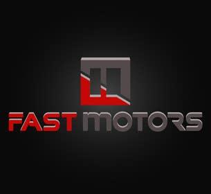Nro 7 kilpailuun Design a Logo for FAST MOTORS käyttäjältä ChKamran