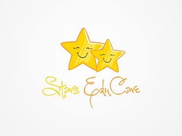 Nro 33 kilpailuun Design a Logo for Stars EduCare käyttäjältä junaidkhowaja