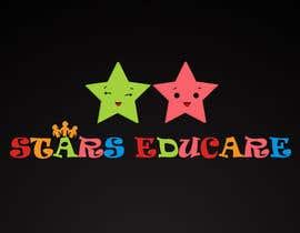 Nro 6 kilpailuun Design a Logo for Stars EduCare käyttäjältä MridhaRupok