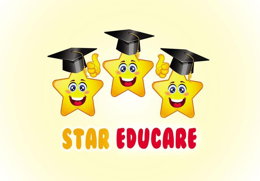 Proposition n°41 du concours Design a Logo for Stars EduCare