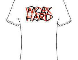 #9 para Work Hard Pray Hard por Xervant