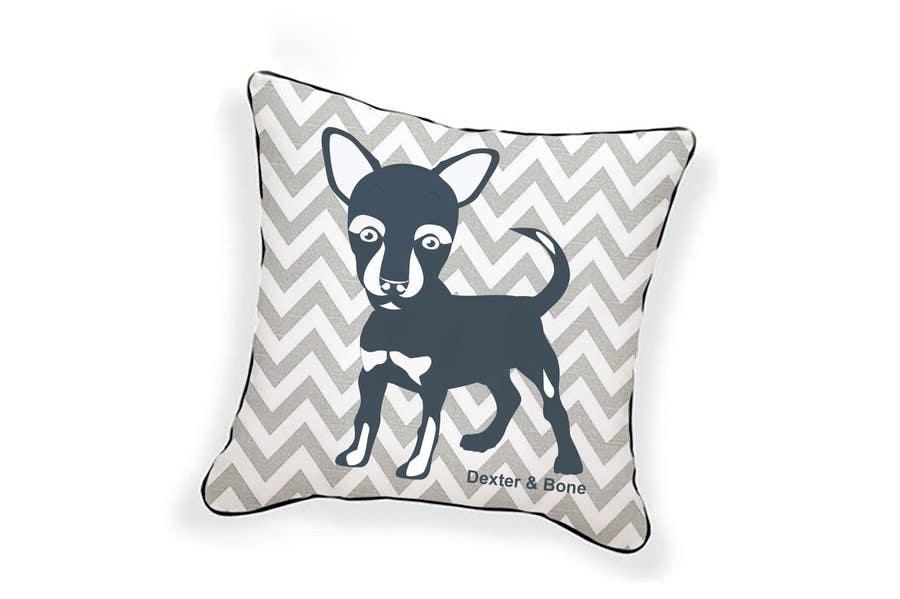Konkurrenceindlæg #                                        4                                      for                                         Illustrate Something for my Cushion Design