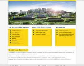 nittilegupta tarafından Build a Website for new electrical/electronic contractor için no 9