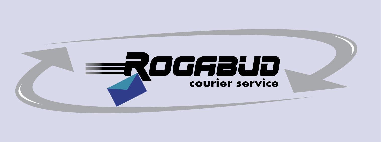 Penyertaan Peraduan #15 untuk Logo design for express courier service